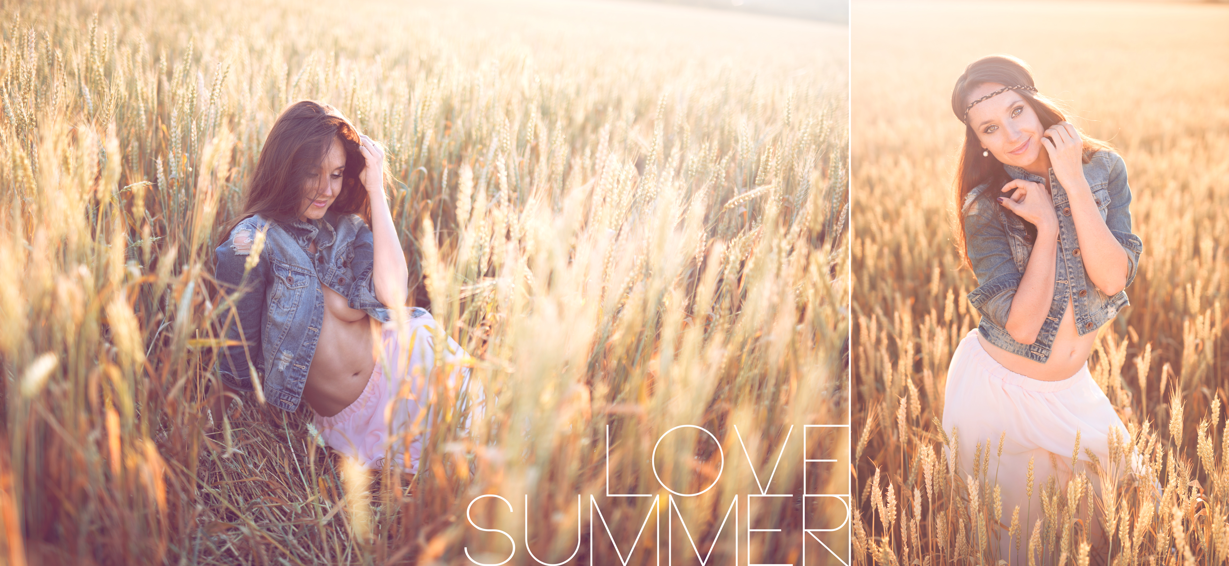 Summer kolage